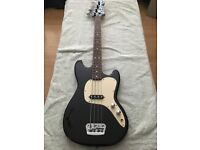 FENDER SQUIRE MUSIC MASTER 1997 ALL PARTS ORIGINAL AND IN EXCELLENT CONDITION A 24 YEAR BASS