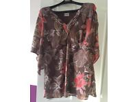 blouse size 18