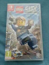 LEGO City: Undercover Sealed game