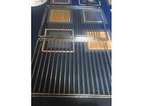 COOLING RACKS AND OVEN SHELFS
