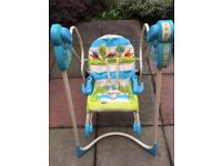 Fisher Price Swing 'n Rocker 3 stages