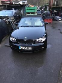 Bmw 118i convertible m sport flawless 8250.00 ono