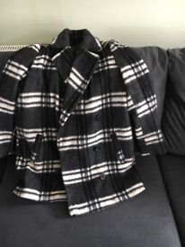 Ladies topshop coat