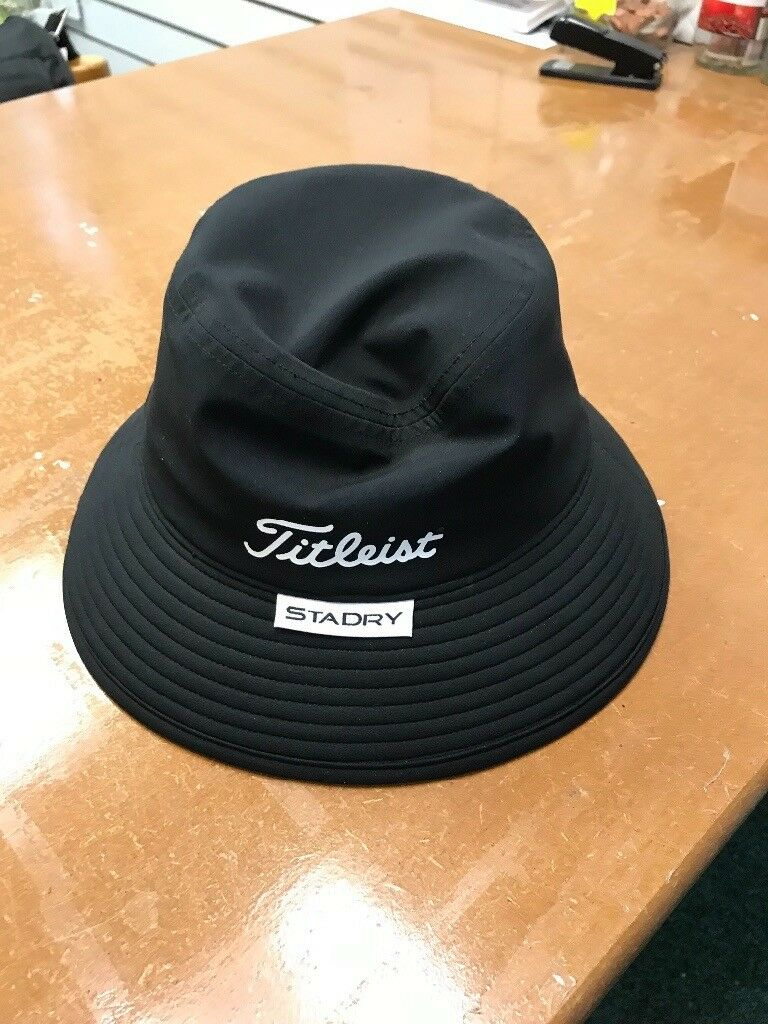 Titleist Waterproof Stadry Bucket Hat S/M