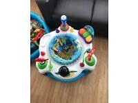 Baby Einstein Rhythm of the Reef Activity Saucer/Centre/entertainer