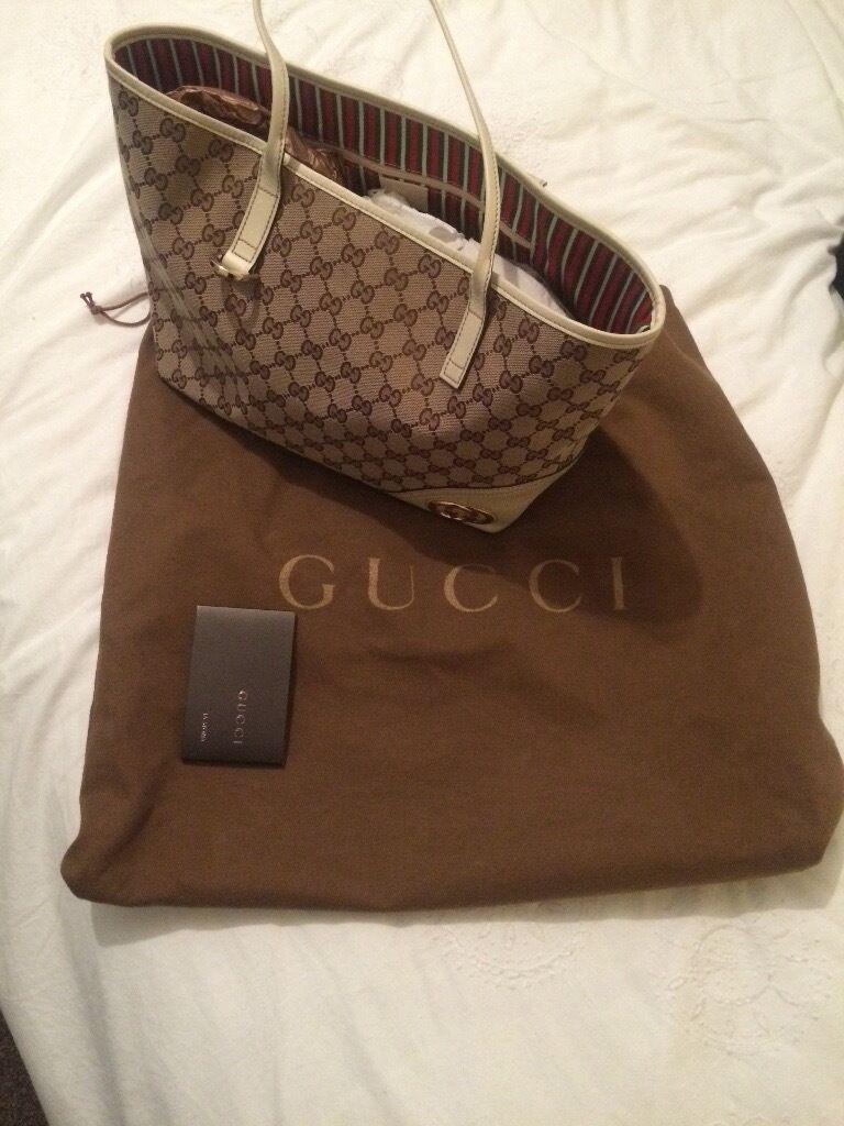 Genuine Gucci shopper bag | in Islington, London