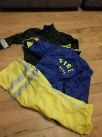 Child's fire brigade outfit