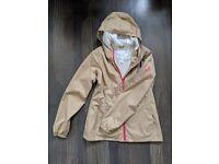 Girls kids womans rain jacket coat Size 14 yo