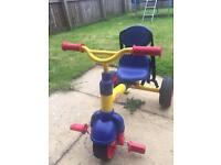 Little tikes learn to pedal 3 in 1