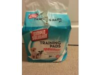 Simple Solution Puppy Training Pads - 21 pads