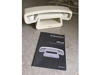 SWISSVOICE EPURE CORDLESS LANDLINE PHONE-ANSAPHONE GOOD CONDITION