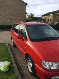 HYUNDAI TRAJET AUTOMATIC 2.0 DEISEL, 7 SEATERS, FULL SERVICE HISTORY, IN EXCELLENT CONDITION