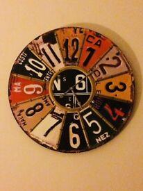 Large Uniqe Clock