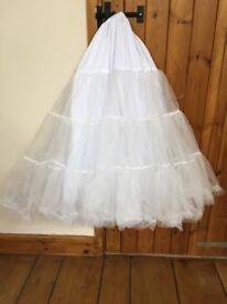 Lindybop women's layered petticoat