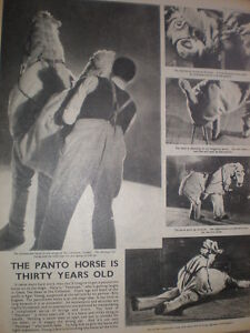 Photo-article-pantomime-horse-in-Goody-Two-Shoes-Coliseum-london-1945