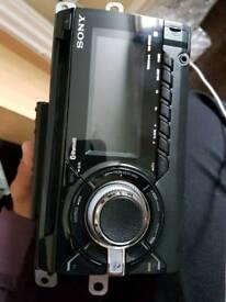 Sony double din wx-90bt