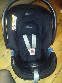 Cybex baby car seat