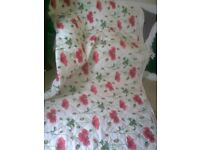 poppies bedspread for double