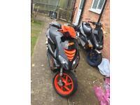 Aprila sr 50 rare bike! For sale