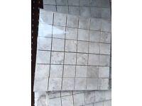 Mosaic Tiles X 18 Sheets