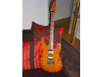 Original custom colour Guthrie Govan signature Suhr Modern guitar
