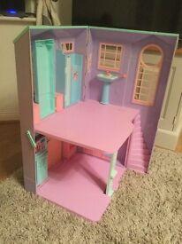 Barbie play house