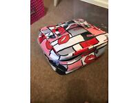 Large cosmetics storage bag