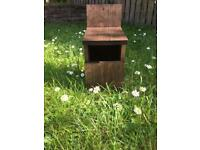 (New) Nesting bird box (Robin)