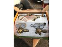 Cutting/welding torch