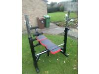 Olympic Home gym bench
