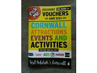 Vouchers - Save £100's on Cornwall Holidays