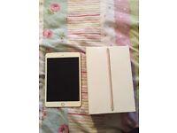 Gold iPad mini 3
