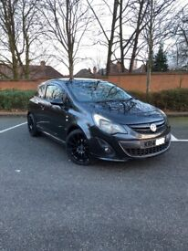 VERY LOW MILEAGE - Vauxhall Corsa Limited Edition 1.3 EcoFlex Diesel 2014 Manuel