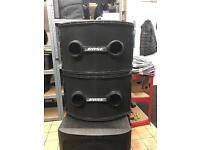 Bose 802 MK2 pair Professional PA Speakers