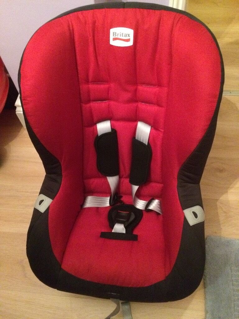 Britax Car Seatin Ipswich, SuffolkGumtree - Britax Car Seat for sale. Excellent condition, hardly used. Not isofix. Selling as my 4yr old daughter has outgrown it