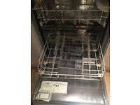 Dishwasher fully integrated