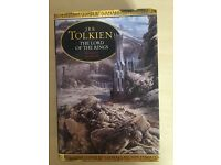 LOTR: Lord of the Rings Trilogy Hardback Book