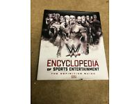 WWE book