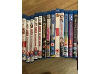 **AMAZING DEAL** Blue Ray dvd bundle. Selling for only £25!