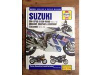 Suzuki - Haynes Service & Repair Manual