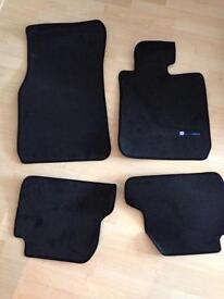 BMW 2 series set floor mats
