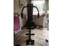 Pro Fitness 70kg Home Gym / Weight Bench