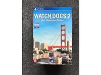 Watch Dogs 2 Figure Marcus PS4 Version