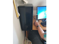 DESKTOP PC! BASE UNIT WITH KEYBOARD AND MOUSE ONLY