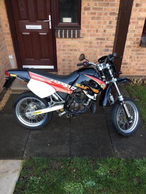 bultaco astro barn find derbi senda mk1 bad boy 49cc 50cc supermoto