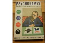 PERSONALITY TESTS, GAMES & QUESTIONNAIRES PSYCHOGAMES BOX Who Are You ?