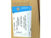 Stone Roses tickets. Glasgow 24th June. Now only 2 tickets available