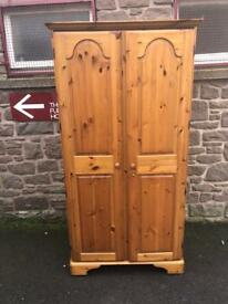 Ducal pine wardrobe * free furniture delivery*