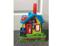 Brand new Leapfrog My Discovery House