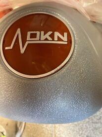 18kg vinyl kettlebell